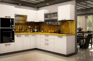 صورة مطابخ مودرن 2019 , وديكورات المطبخ المودرن