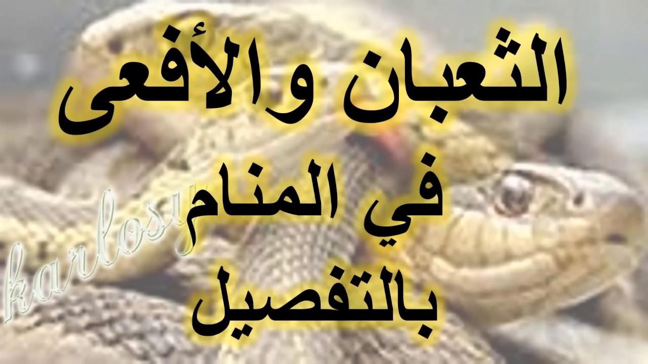 صورة تفسير حلم الثعبان , اختلفوا في تفسير حلم الثعبان