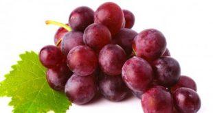 صورة فوائد العنب الاحمر، تناولي العنب الأحمر الآن