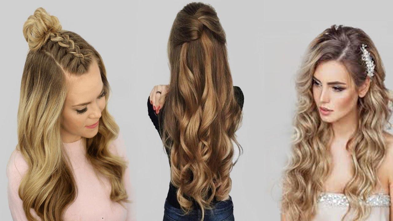 صورة تسريحات الشعر الطويل , اروع تسريحات الشعرالطويل