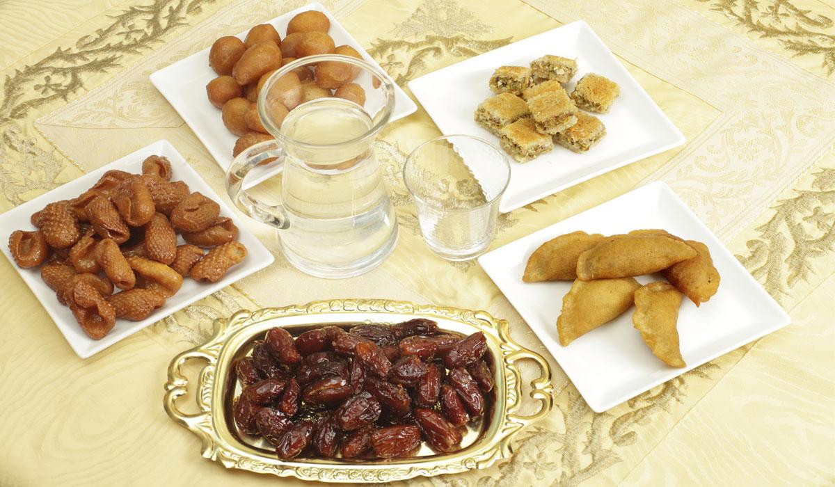 حلويات رمضان اللذيذه