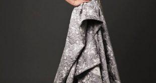 صورة فساتين روعه, أنواع أقمشة الفساتين