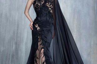 صورة فساتين طويله فخمه, أحدث موديلات الفساتين الطويلة