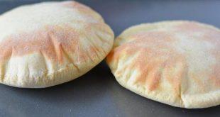صورة احلى خبز لكن من صنع ايديكي بالتاكيد, طريقة الخبز الشامي
