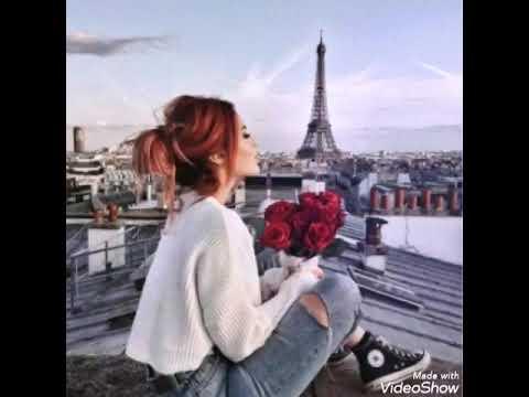 مكان رومانسي شاعري كل البنات يحبونه رمزيات بنات عند برج ايفل بنات كول