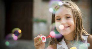 صورة استمتعي مع طفلك بهذه الاشياء الطريفة, طريقة عمل فقاعات الصابون