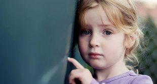 طفلة حزينة،صور مؤثره تقط القلب
