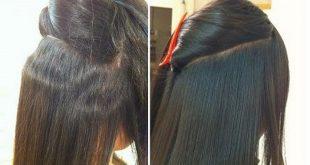 شعرك هيبقى حرير , خلطات طبيعية لفرد الشعر