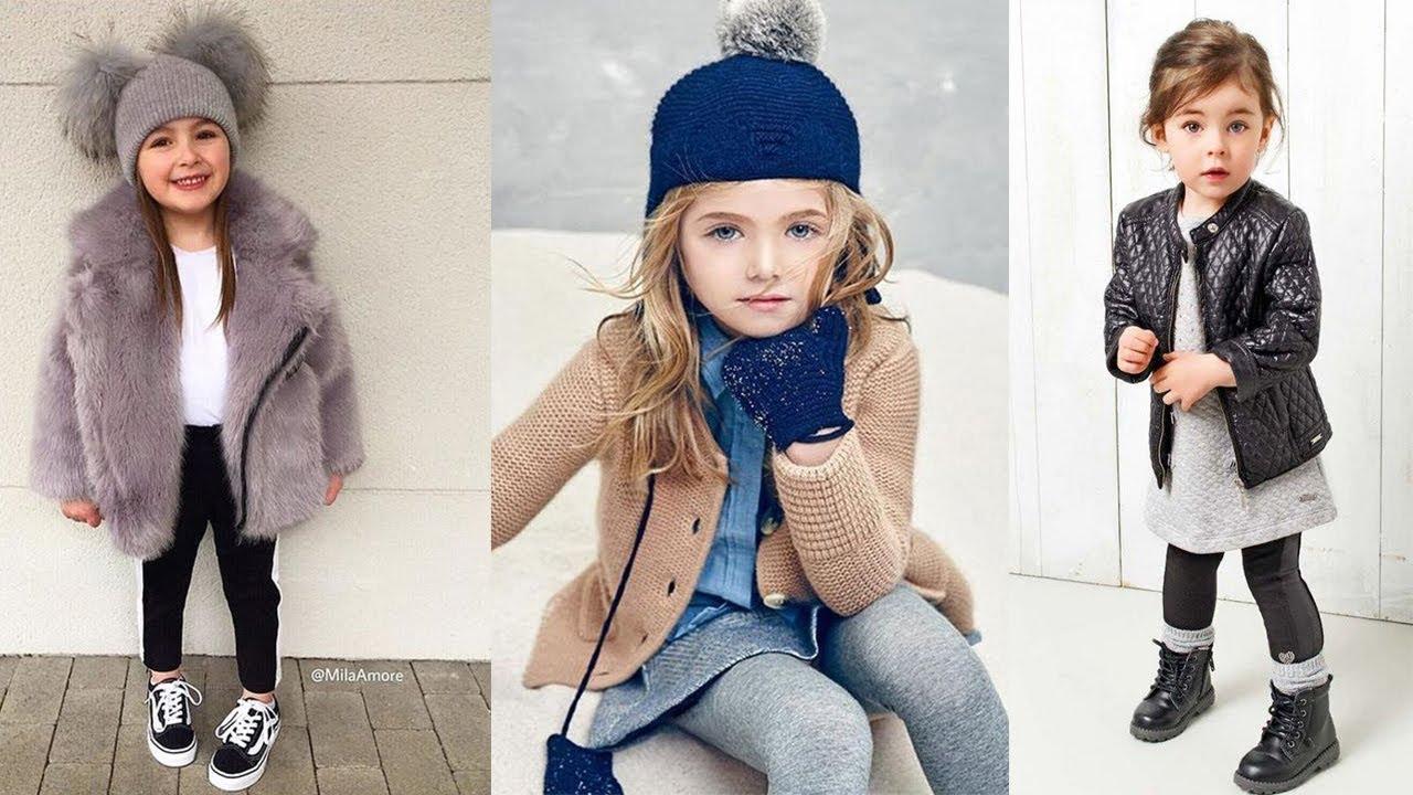 صورة هذا الشتاء نار نار في ملابس احبائي الصغار, جواكت شتوى اطفال بناتى 12204 1