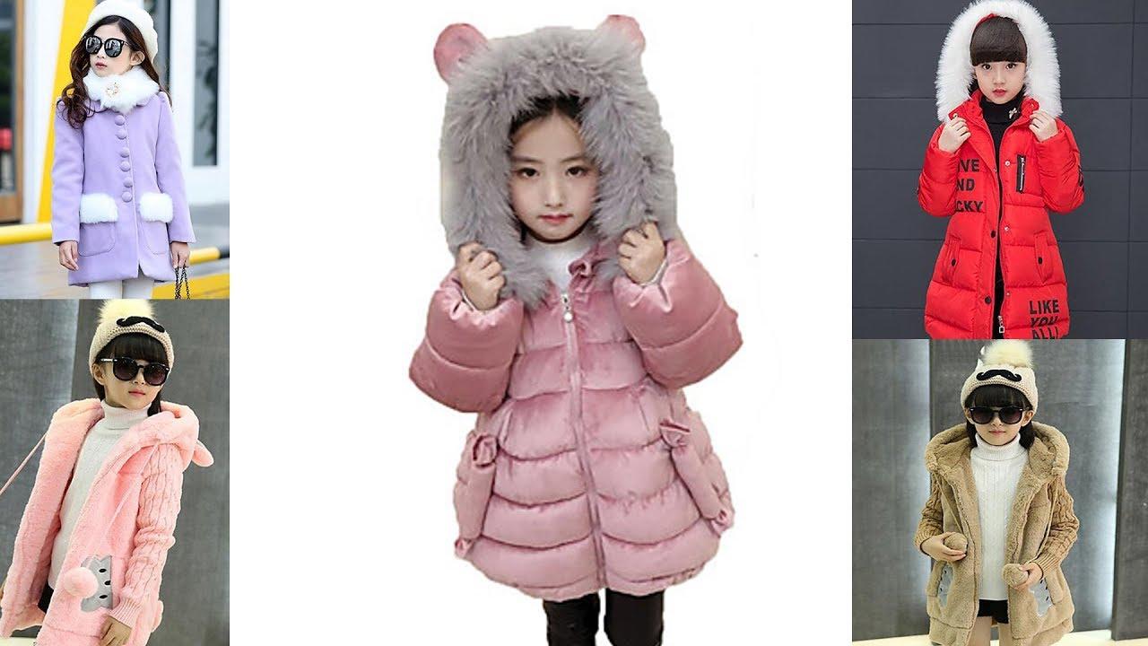 صورة هذا الشتاء نار نار في ملابس احبائي الصغار, جواكت شتوى اطفال بناتى 12204 4