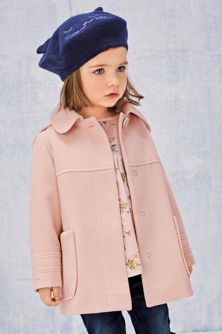 صورة هذا الشتاء نار نار في ملابس احبائي الصغار, جواكت شتوى اطفال بناتى 12204 7