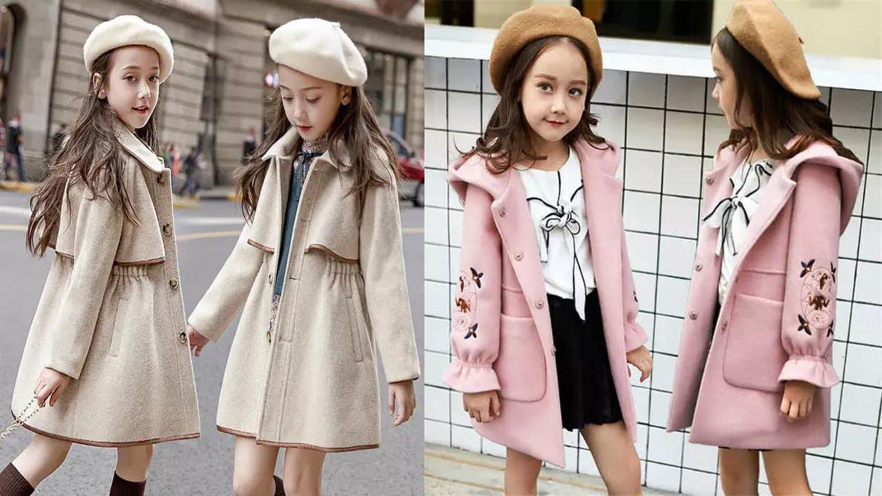 صورة هذا الشتاء نار نار في ملابس احبائي الصغار, جواكت شتوى اطفال بناتى 12204