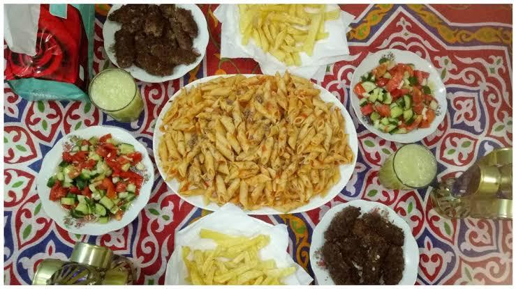 صورة سفرة رمضان، اسهل سفره في رمضان