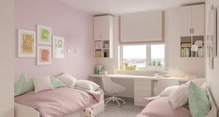 صورة صور غرف نوم بنات، غرف بنات جامده 3603 3 310x165