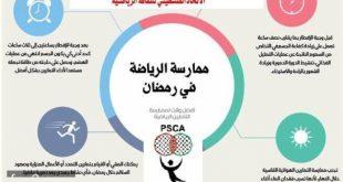 الرياضة في رمضان، ماذا تفعل الرياضه في رمضان